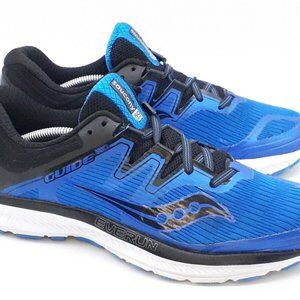 Saucony Guide ISO Mens Running Shoes US 9.5 Everun